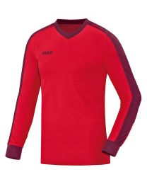 JAKO Keepershirt Striker rood/bordeaux