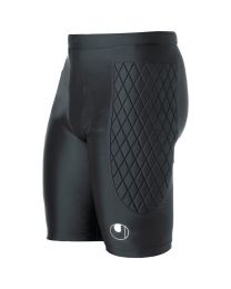 UhlSport GOALKEEPER-TIGHTS zwart